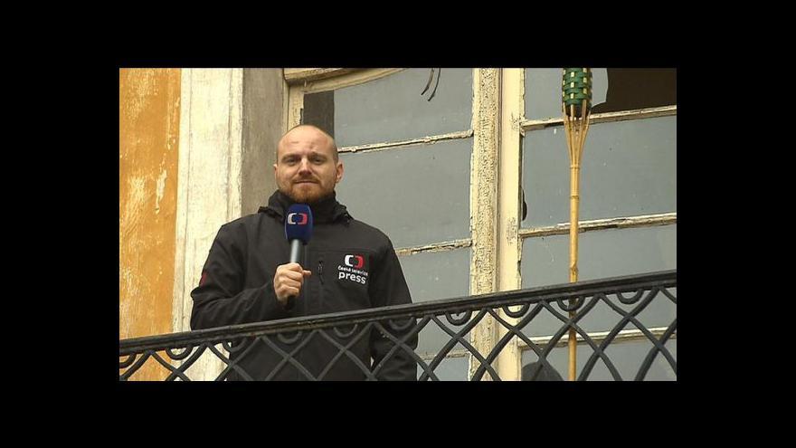Video Reportáž Pavla Pavlase