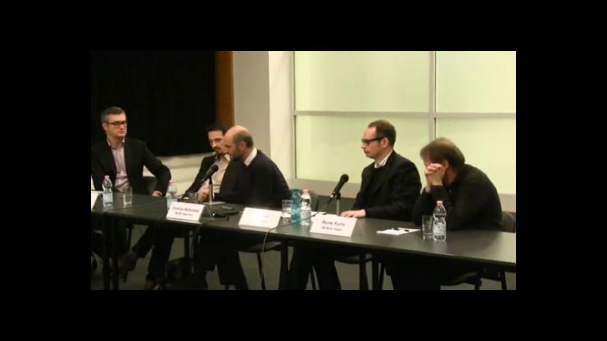 Video Panelová diskuse: Jak se píší dějiny nové doby