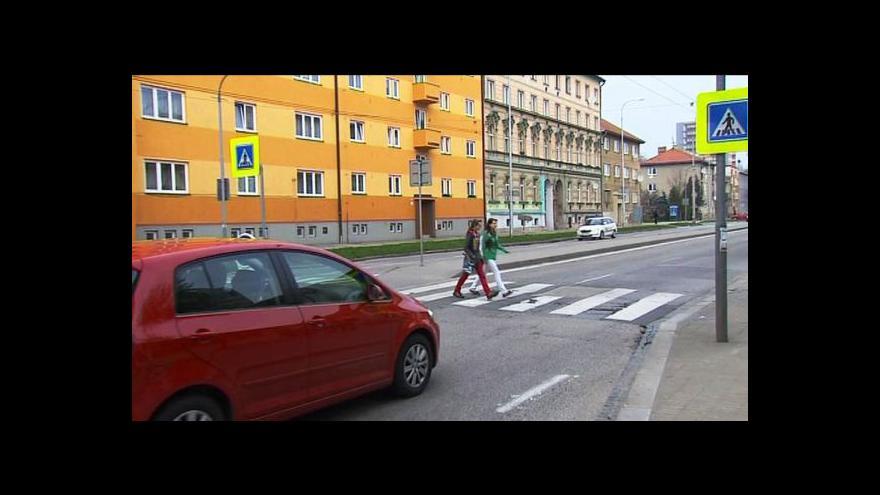 Video Města chtějí investovat do bezpečnějších přechodů