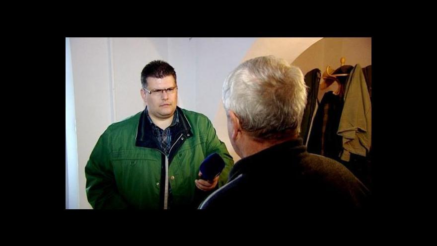 Video Reportáž Marka Štětiny a Barbory Telferové