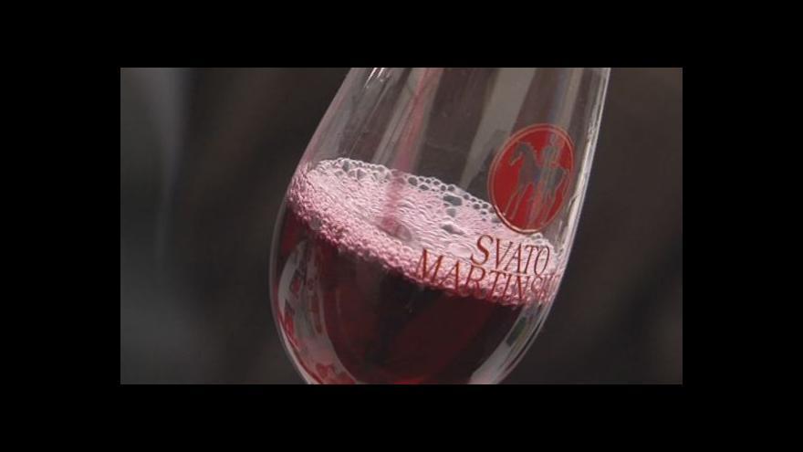 Video Téma Svatomartinského vína v UVR