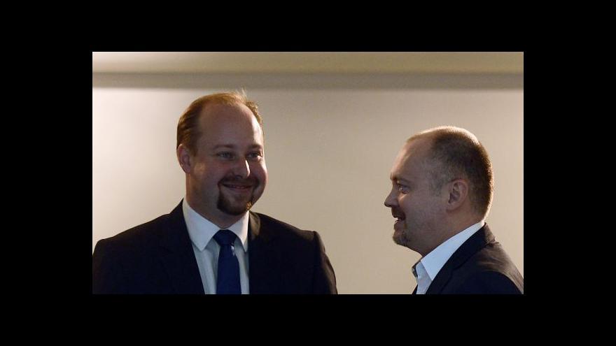 Video Reportáž o odchodu Haška a Tejce