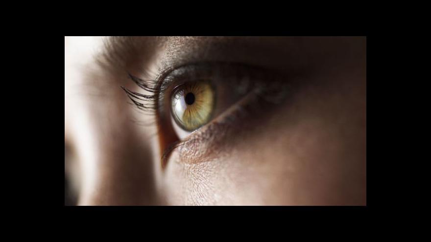 Video Operace očí nanečisto