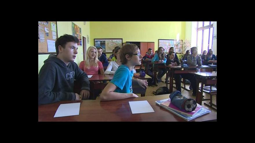 Video No comment: španělské a české děti v Brně