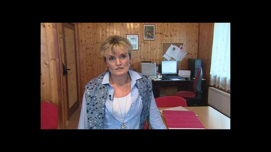 Video Hovoří starostka Karlína Darja Krpalová