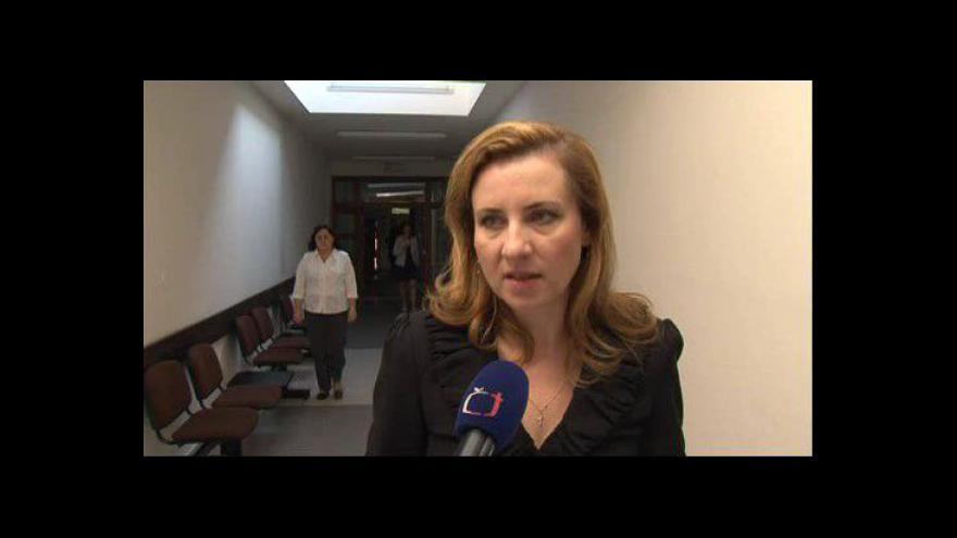 Video Insolvenční správkyně Romana Andělová k činnosti společnosti