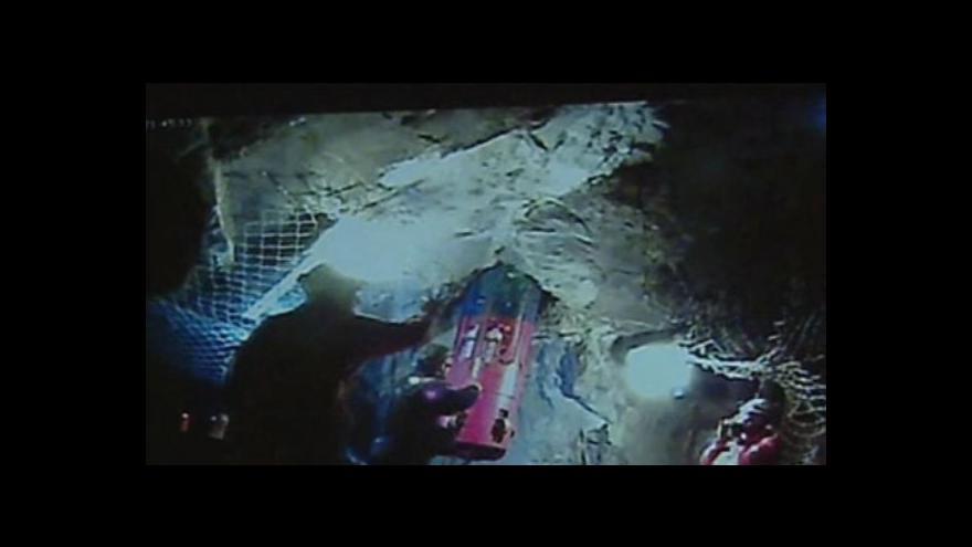 Video Speciální vesta má zachraňovat životy horníků