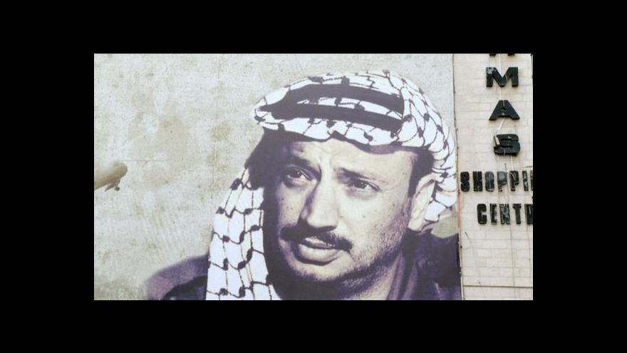 Video Horizont: Arafat byl otráven poloniem