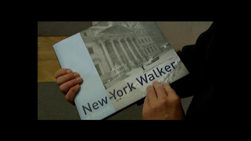 Video Martin Froyda vystavuje snímky z New Yorku