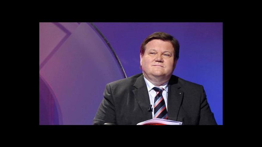 Video Zdeněk Škromach k situaci v ČSSD