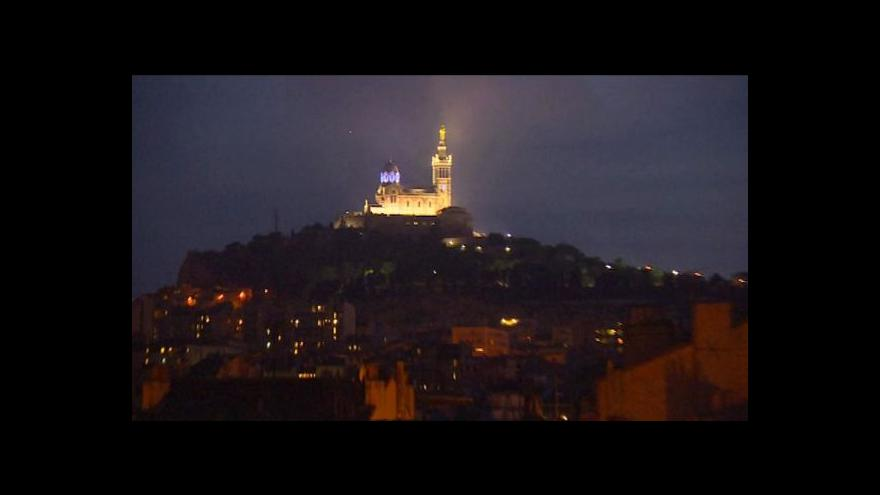 Video Petr Zavadil o kriminalitě v Marseille