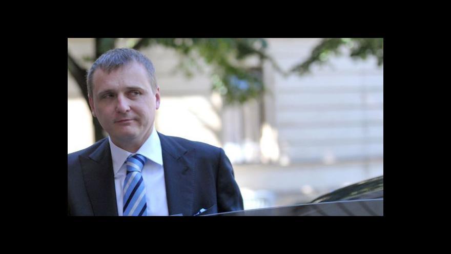 Video Rozhovor s reportérem MfD Tomášem Syrovátkou