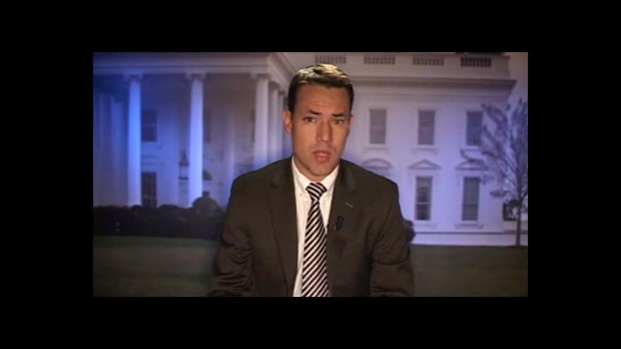 Video Komentář zpravodaje ČT v USA Martina Řezníčka