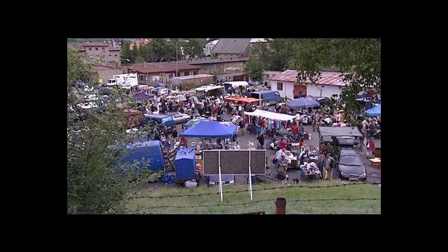 Video Marek Štětina o burze na stadionu AC Start