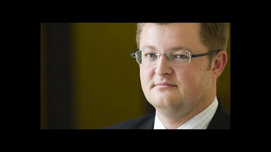 Video Rozhovor s náměstkem ministra financí Janem Gregorem