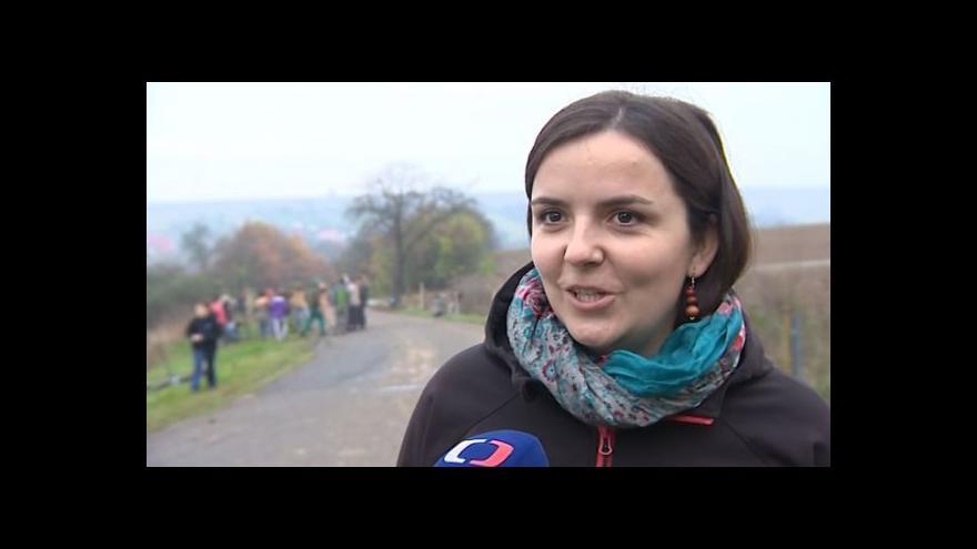 Video Věra Jašková hovoří o výsadbě stromů