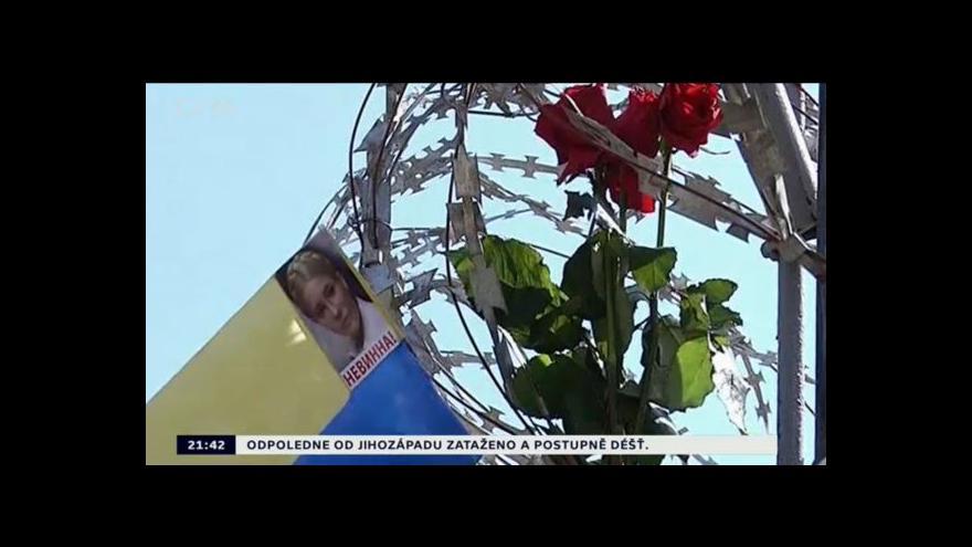 Video Dostane se Tymošenková z vězení?