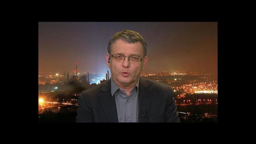 Video Lubomír Zaorálek k odstoupení Michala Haška ze stranických funkcí