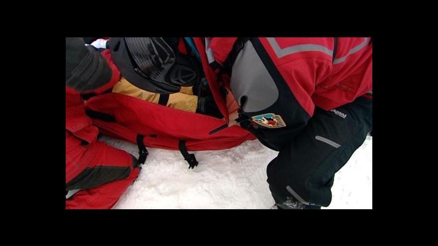 Video Přípravy na zimu