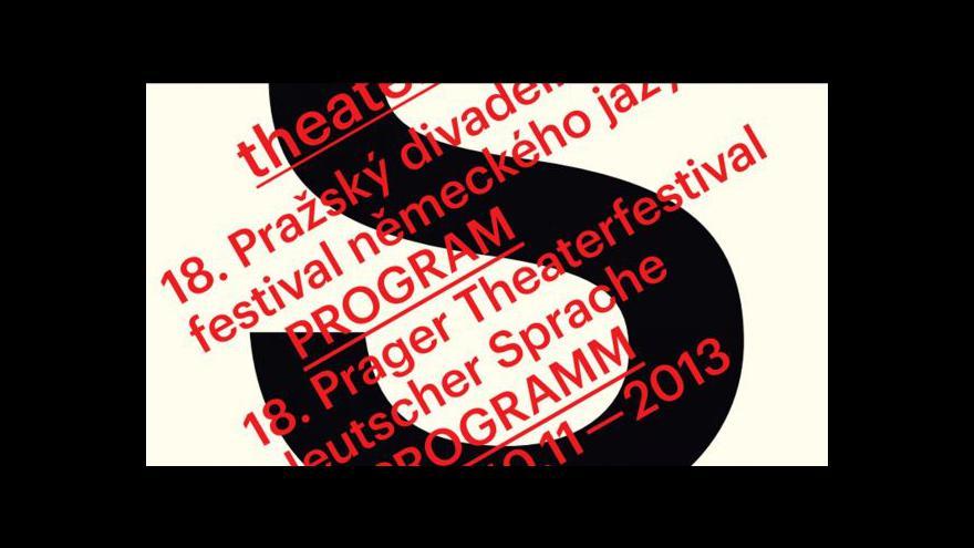Video Pražský divadelní festival německého jazyka