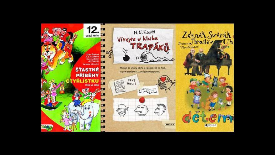 Video Události v kultuře o dětské literatuře