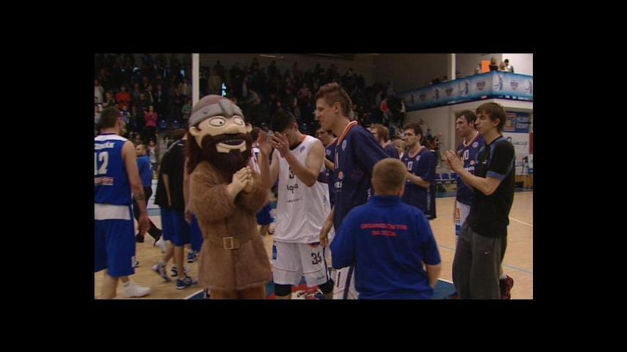 Video Sestřih utkání basketbalistů QANTO Tuři Svitavy - BK Děčín