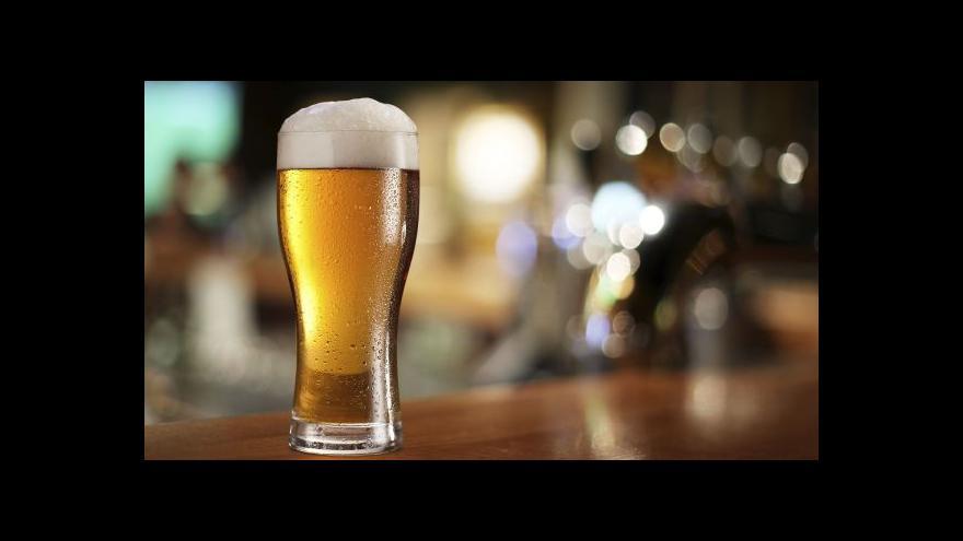 Video Událostí o postním pivu a výzkumné laboratoři