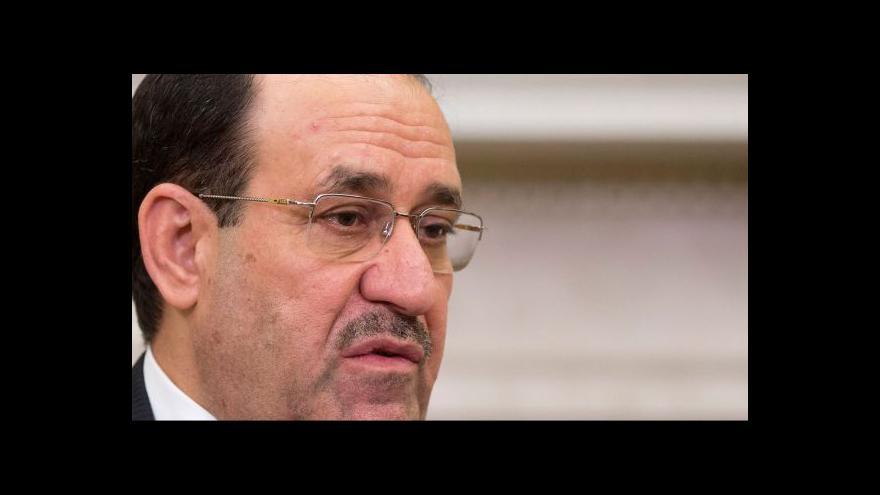 Video Horizont 24 o iráckém premiérovi
