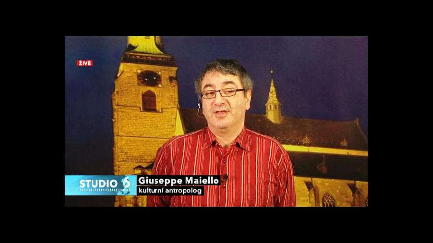 Video Rozhovor s Giuseppem Maiellem