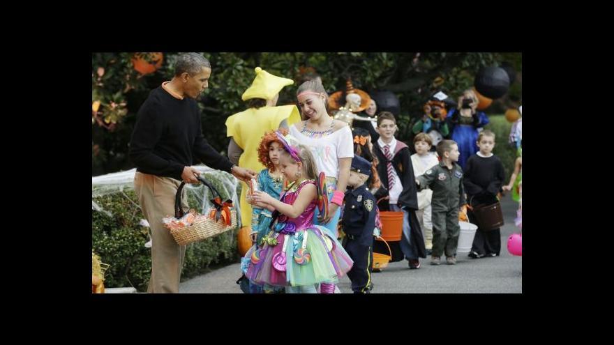 Video Oslavy Halloweenu ve světě