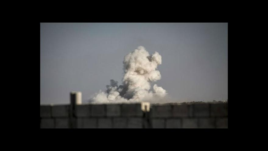 Video Izraelské letectvo zřejmě zaútočilo v Sýrii