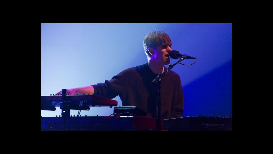 Video Cenu Mercury získal James Blake