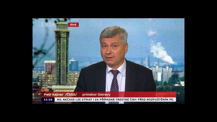 Video Rozhovor s Petrem Kajnarem a Lukášem Jelínkem