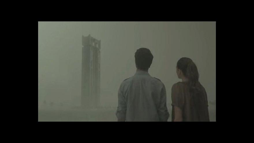Video Film o zlém duchovi tématem Horizontu