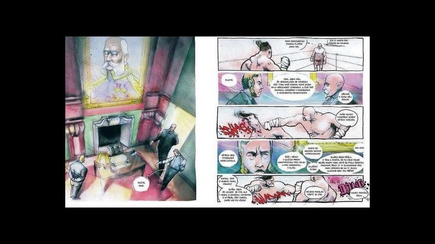 Video Rozhovor s Pavlem Kosatíkem