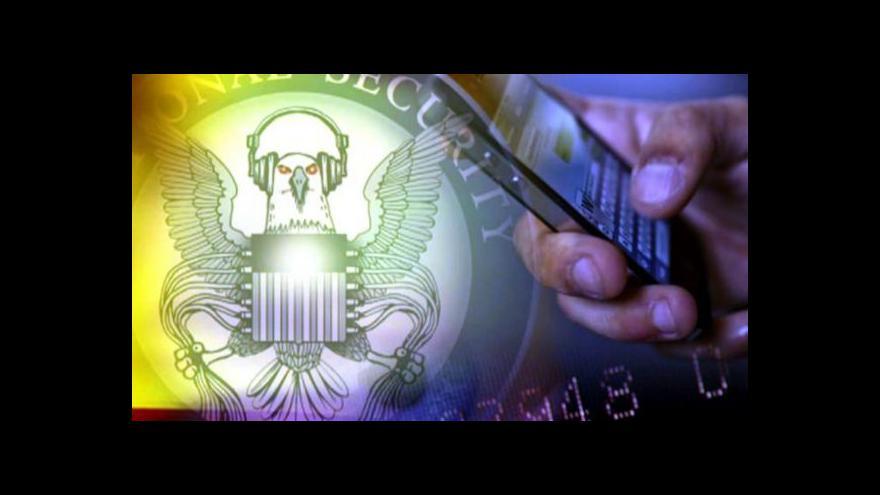 Video Německo a USA řeší odposlechy