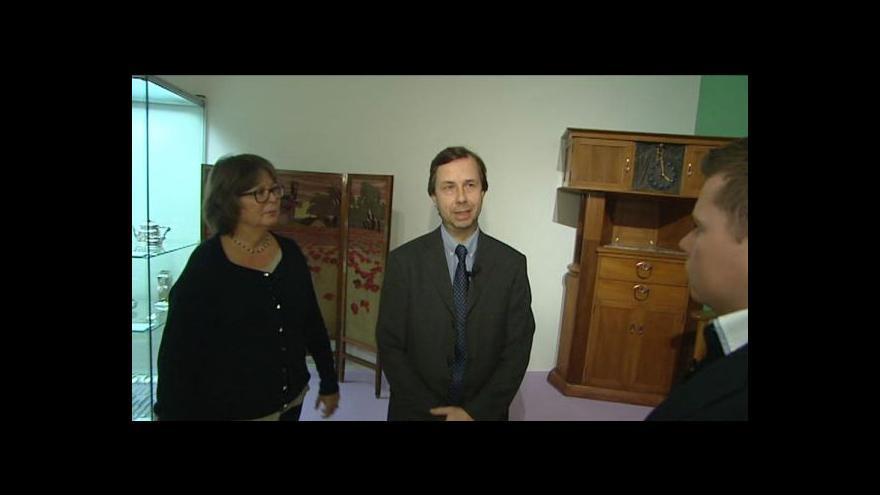 Video Rozhovor s Radimem Vondráčkem a Helenou Königsmarkovou