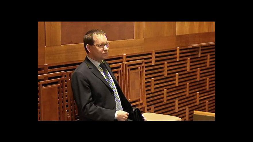 Video Senát schválil nominaci Suchánka na ústavního soudce