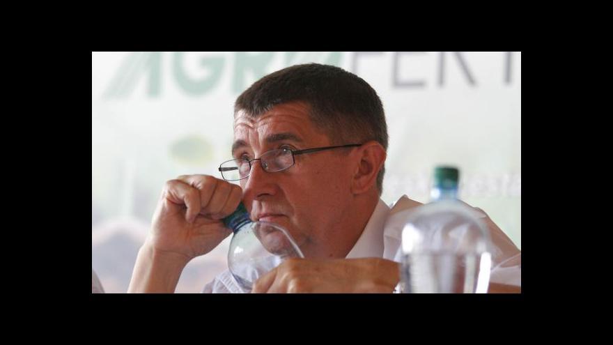 Video Rozhovor s Andrejem Babišem o vládě