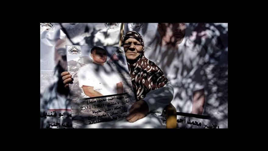Video Další vlna propouštění palestinských vězňů