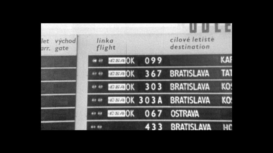 Video Publicista Martin Velek o historii ČSA
