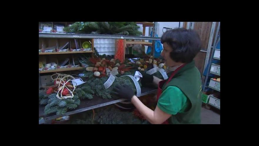 Video No comment: Vázání dušičkové výzdoby