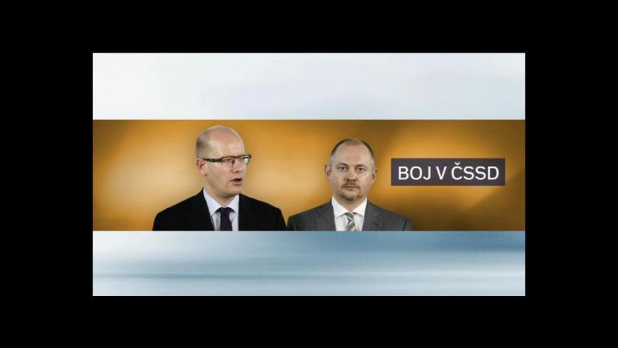 Video Vítězná krize ČSSD