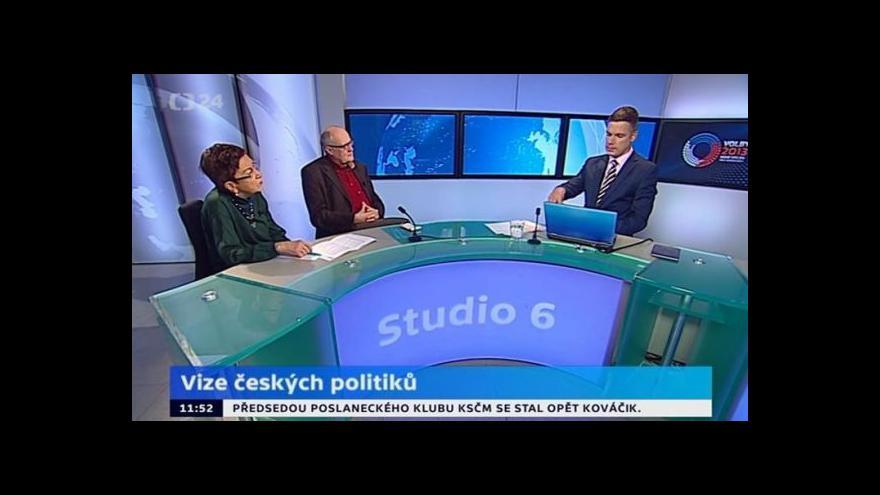 Video Rozhovor s Václavem Bělohradským a Jiřinou Šiklovou