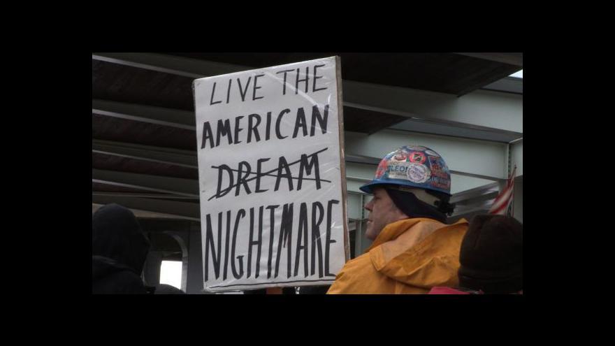 Video Joe Gantz přivezl do Ji.hlavy Americkou zimu