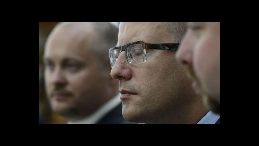 Video ČSSD k výsledkům voleb