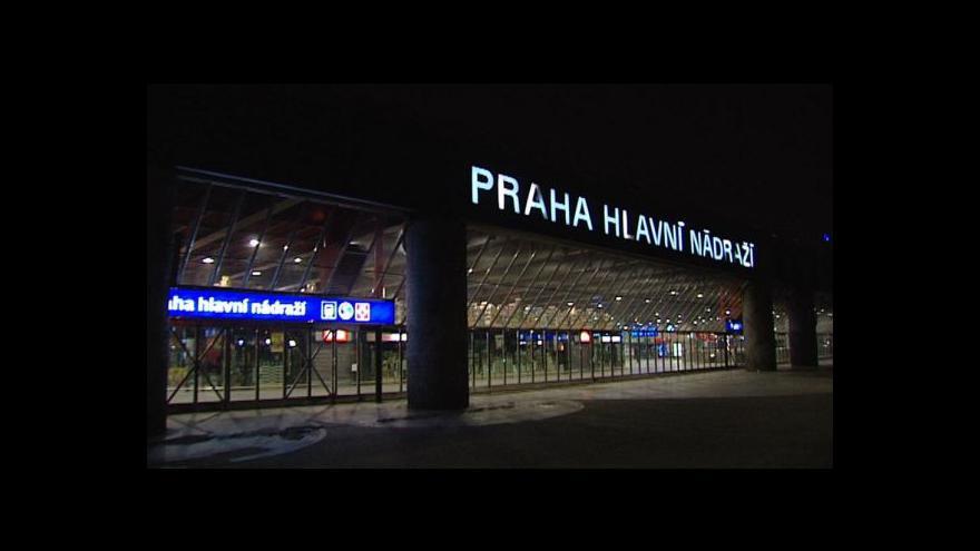 Video Mluvčí ČD Petr Šťáhlavský o změně času