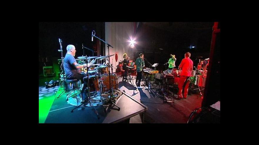 Video V Ostravě se slétli bubeníci