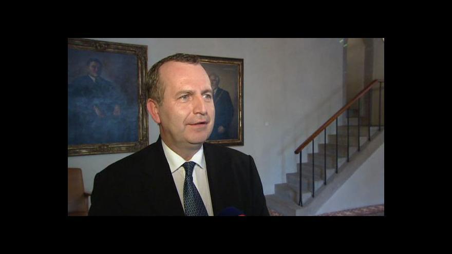 Video Rozhovor s budoucím rektorem UK Tomášem Zimou