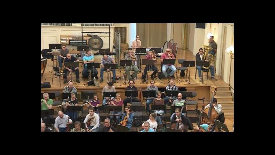 Video NO COMMENT: Zkouška na festival Moravský podzim